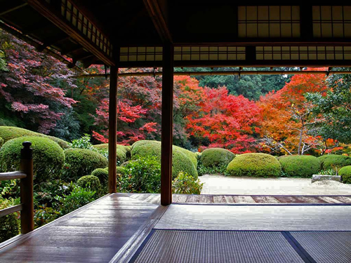 Otto manifestazioni dell 39 estetica giapponese for Stanza giapponese