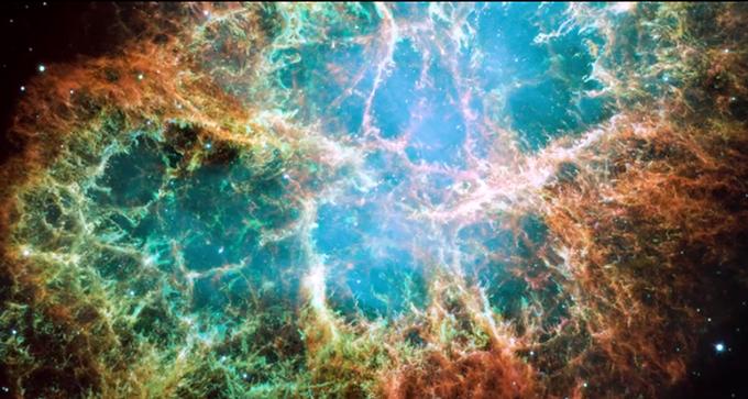 Qual il colore dell 39 universo for Qual e il colore